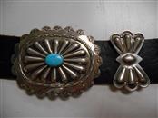 Silver Belt Buckle 925 Silver 275.31dwt